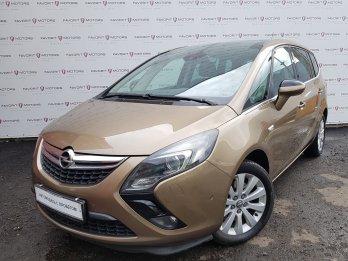Opel Zafira Tourer 2.0 л (164 л. с.)