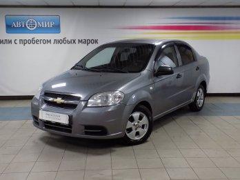 Chevrolet Aveo Седан 1.4 л (100 л. с.)