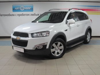 Chevrolet Captiva 2.2 л (184 л. с.)