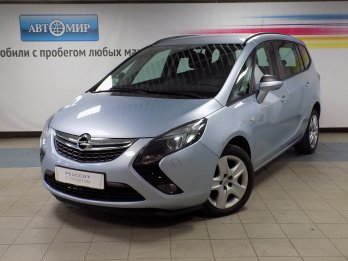 Opel Zafira 1.4 л (140 л. с.)