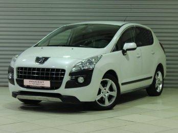 Peugeot 3008 2.0 л (150 л. с.)