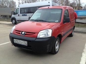 Peugeot Partner 1.4 л (75 л. с.)