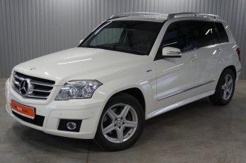 Mercedes-Benz GLK-klasse 2.1 л (170 л. с.)