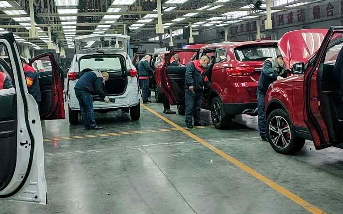 Компания LIFAN Industry возобновила производство после карантина